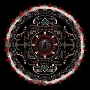 Shinedown Amaryllis Album Cover